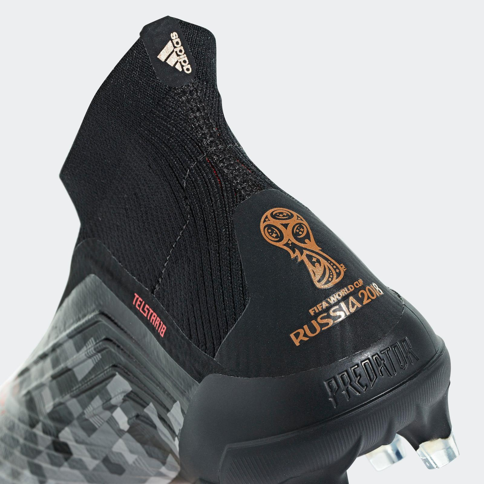 3dd5029d509 Adidas will launch a stunning new limited-edition Predator 18+ football boot  for the World Cup