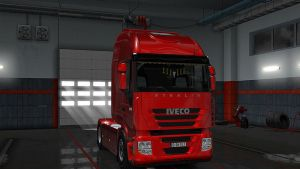 Iveco Stralis AS2 truck