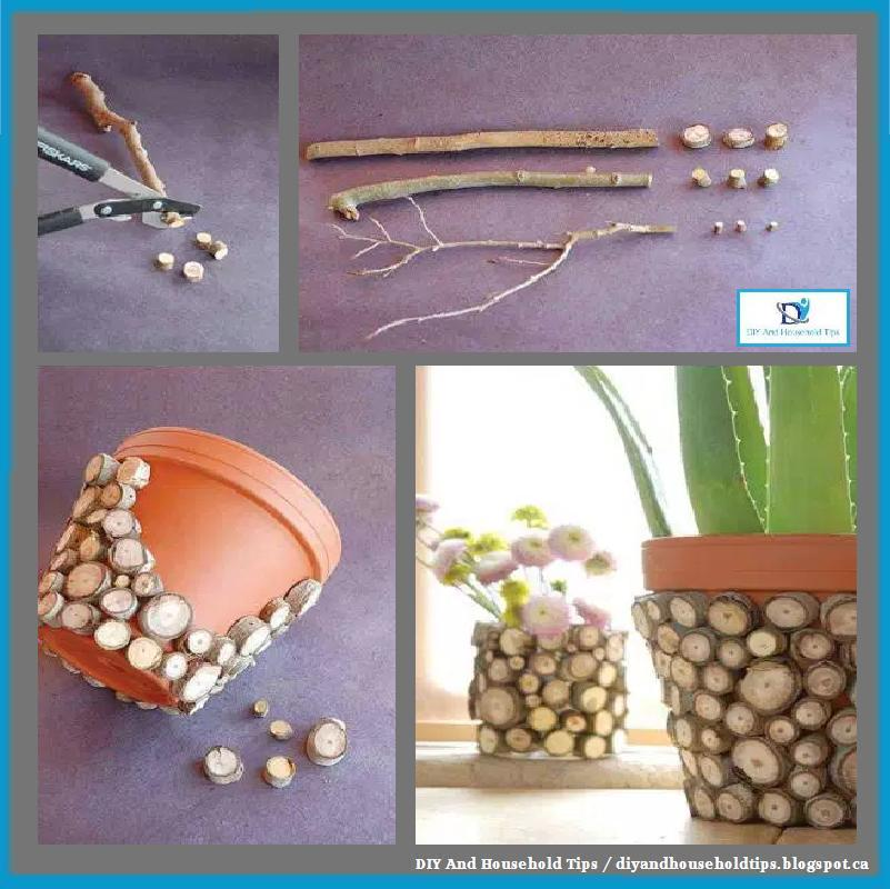 21 Refreshing Redneck Recipes And Camping Food Ideas: DIY And Household Tips: DIY Flowerpots Decoration