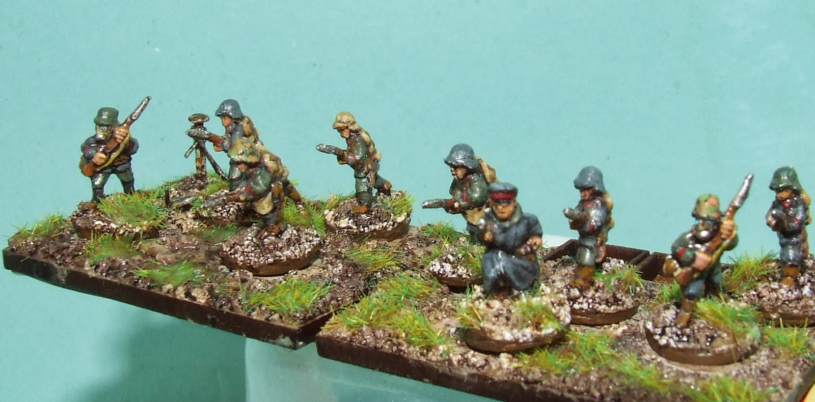 Basing 1:72/20mm ACW? - Forum - DakkaDakka | Roll the dice to see if