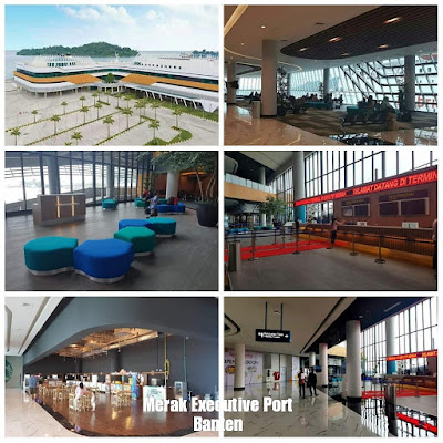 Revitalization program and modernization of passenger ports throughout Indonesia