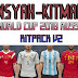 PES 2017 Kitpack v2 WC Russia 2018 By Mansyah-kitmaker