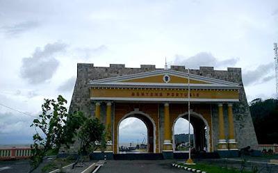 Tempat WIsata Sejarah Benteng Portugis di Jepara
