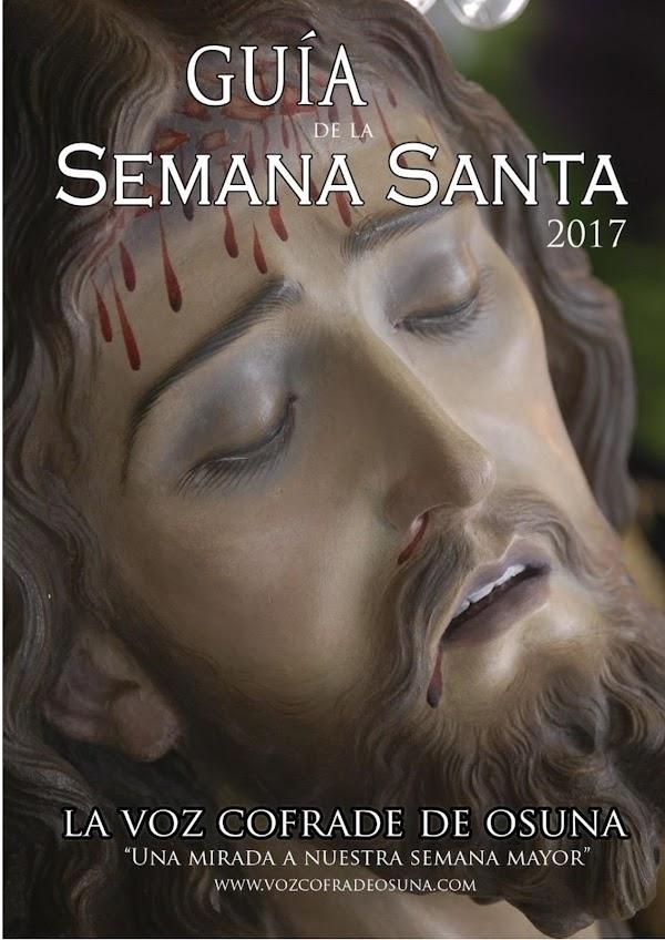 Horarios e Itinerarios Semana Santa Osuna (Sevilla) 2017