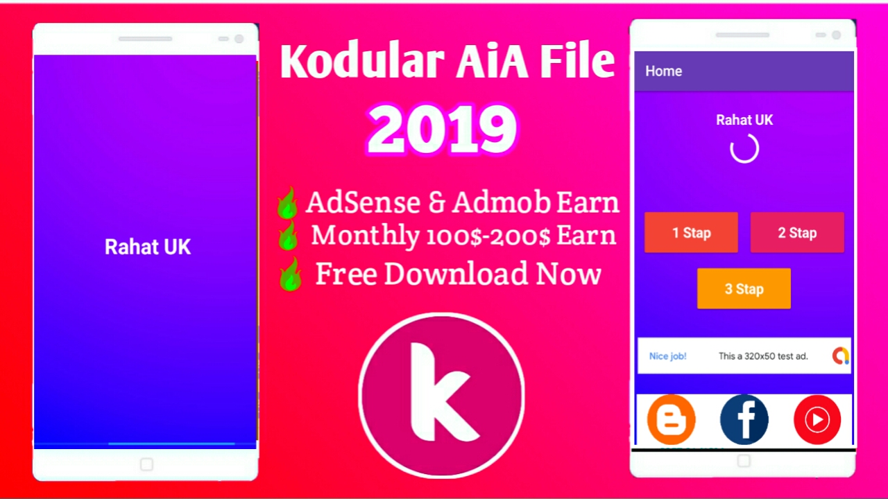 Kodular New Parsonal Aia File Free Dowenlod Now Simple Earnings Aia