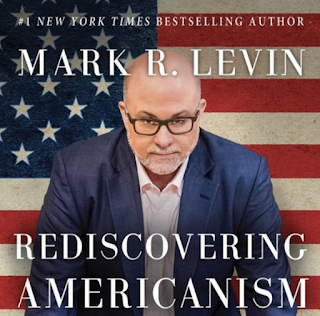 Mark Levin book condemning media, progressives, debuts No. 1 on Amazon