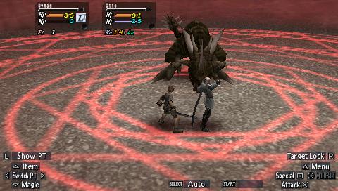 Valhalla Knights 2 - Battle Stance PSP ISO DOWNLOAD