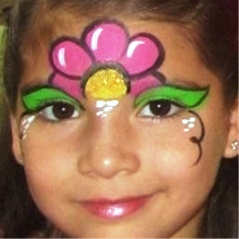 Very Easy Face Painting Ideas