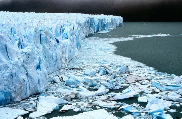 Planeta Ajenjo 0 nos conducirá hacia una nueva edad de hielo