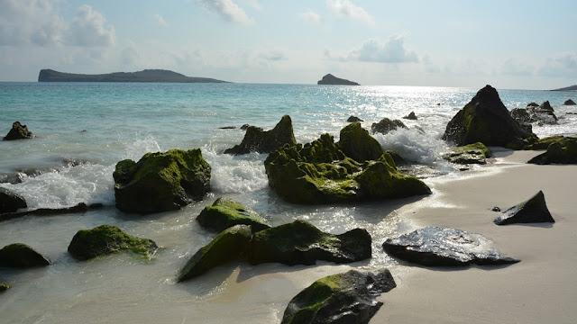 Gardner Bay rocks