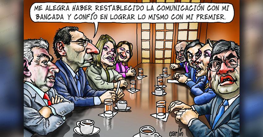 Carlincaturas Viernes 6 Julio 2018 - La República