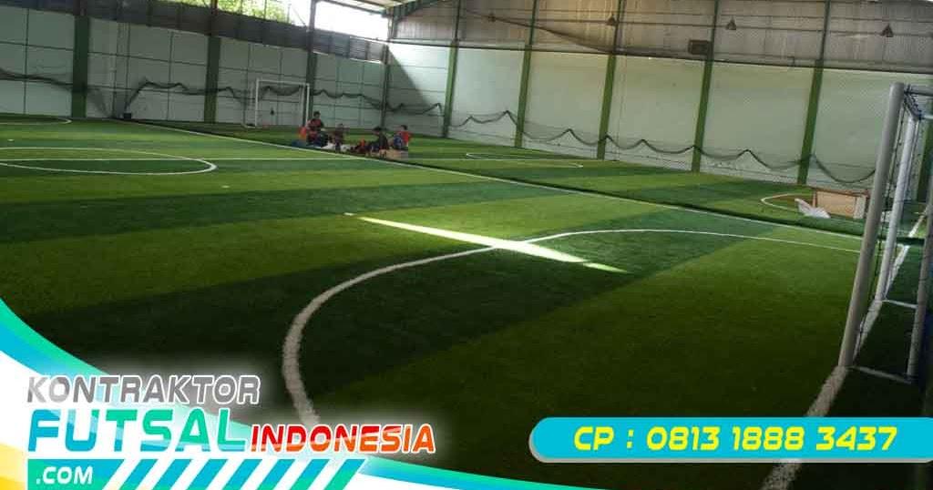 Jual Karpet Rumput Sintetis Lapangan Futsal Paling Murah