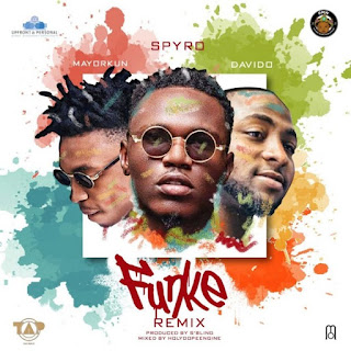 Spyro - Funke (Remix) [feat. Davido & Mayorkun]