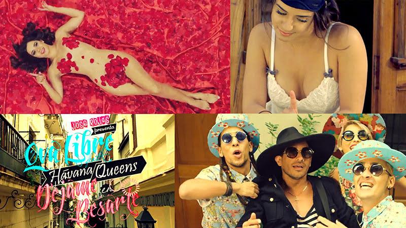 Qva Libre - ¨Déjame Besarte¨ - Videoclip - Director: Jose Rojas. Portal Del Vídeo Clip Cubano