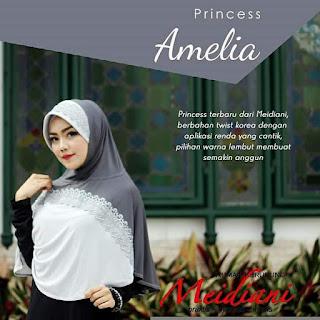 Jilbab Instant Princess Amelia