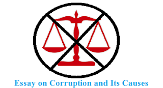 Essay on Corruption and Its Causes