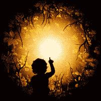 Alimentando o brilho de sua luz