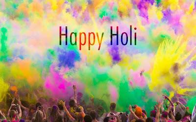 Happy Holi Wishes Latest 2019 | Holi Images, Message, Greetings
