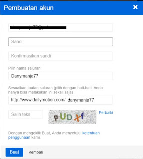 Gagal di Youtube? DAILYMOTION Solusinya