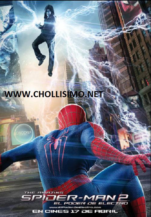 Entrada GRATIS para Spiderman