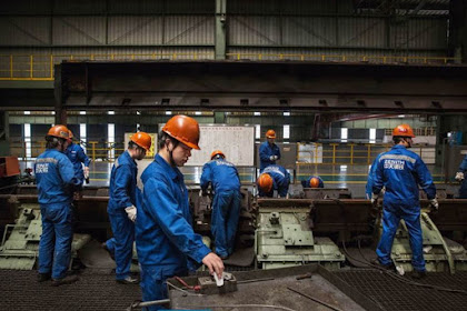 Perusahaan-Perusahaan Di Korea Sedang Membutuhkan  Ribuan Pekerja Asal Indonesia.