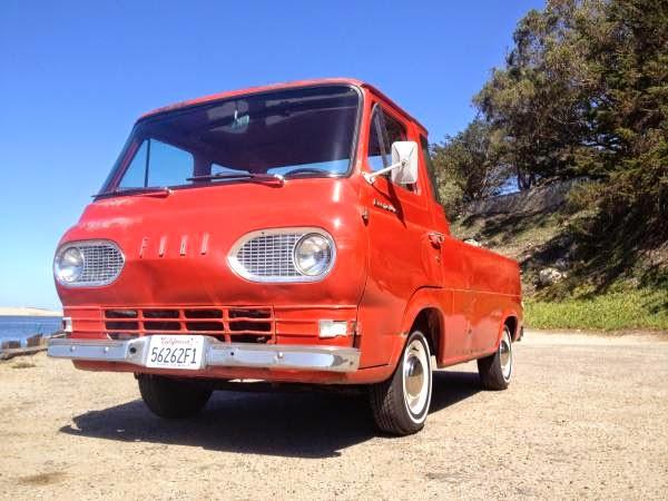 1962 Ford Econoline Pickup Truck