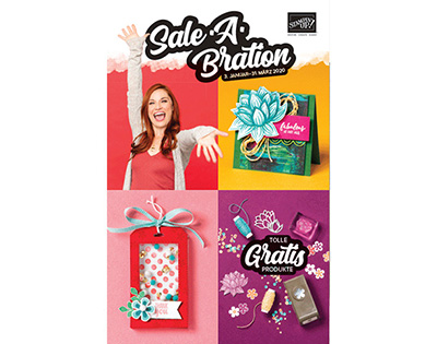 Sale-a-bration Flyer