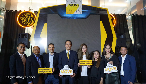 Maybank Philippines - Maybank M.O.V.E. - virtual banking - Philippine bank
