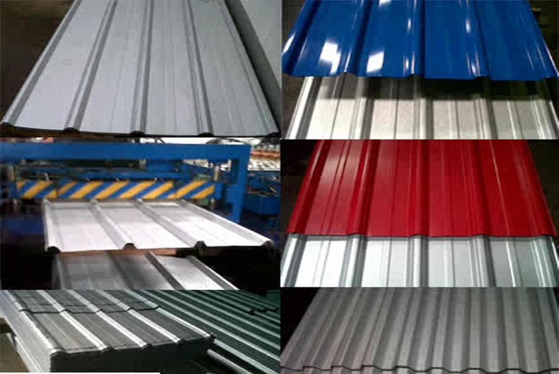 kanopi baja ringan genteng pasir distributor & supplier atap spandek per meter/m2 terpasang ...