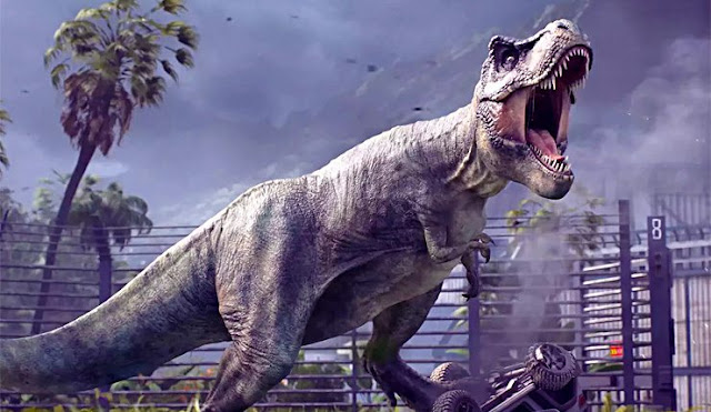 Jurassic World Evolution PC Game Free For PC