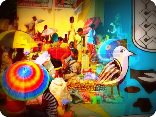 Pemda Biak Numfor Sediakan Galeri Untuk UMKM di Pasar Panir Fandoi