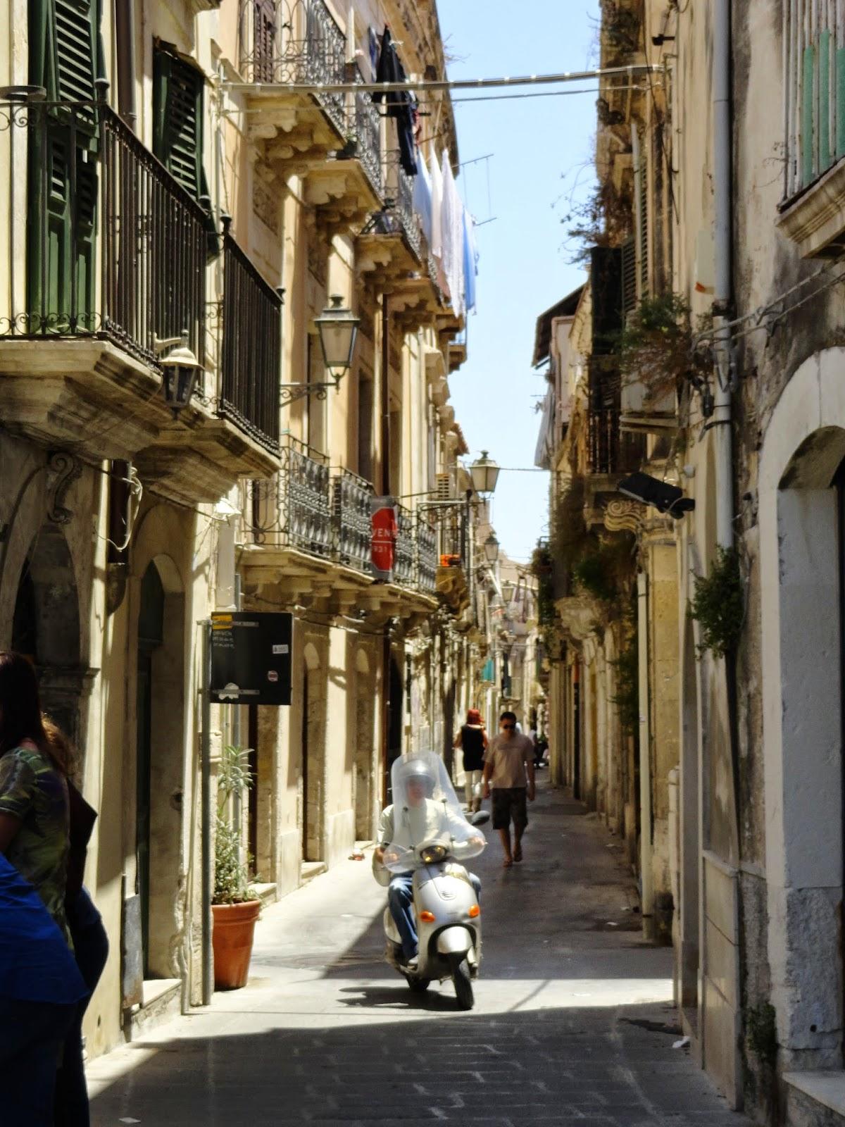 Ortygia-Sicily