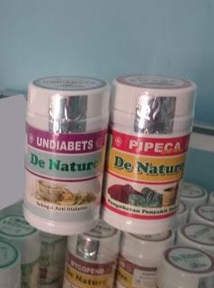 obat diabetes de nature indonesia