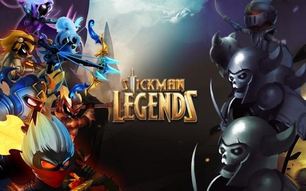 Stickman Legends: Shadow War Offline Fighting Game 2.4.6 | Mod APK