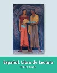 Libro de texto  Español Lecturas Tercer grado 2020-2021