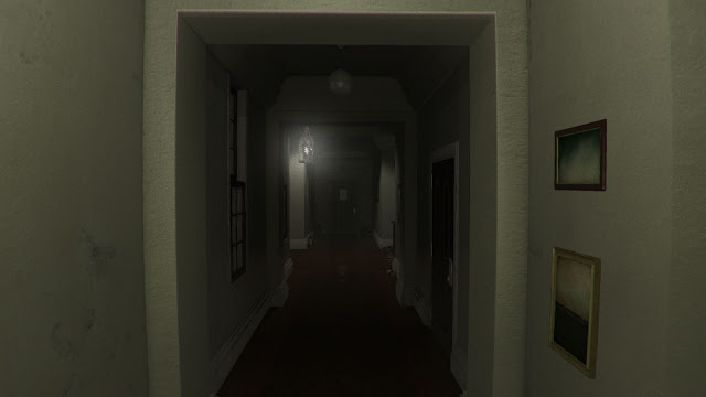 PuniTy - PT hallway recreation