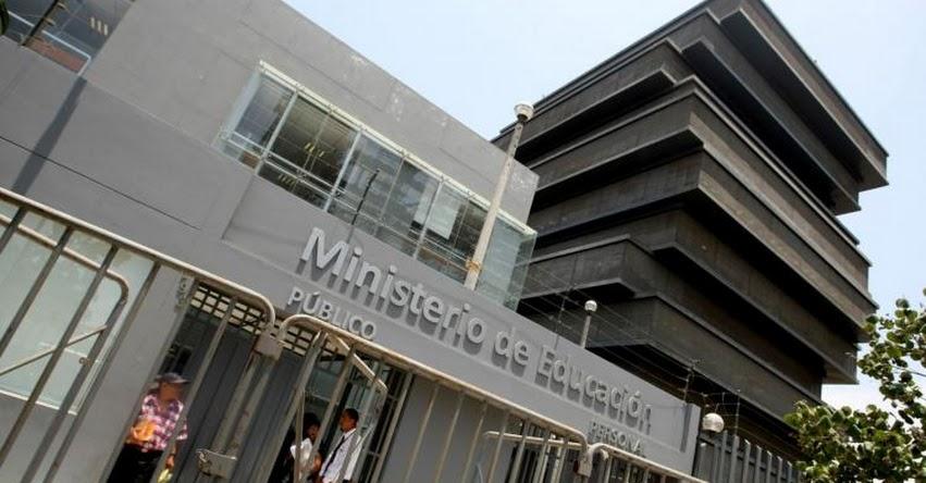 MINEDU modificará los estatutos de la Derrama Magisterial - www.minedu.gob.pe