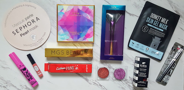 BEAUTY GIVEAWAY COLLAB WITH SIMPLY SOVANN!!!