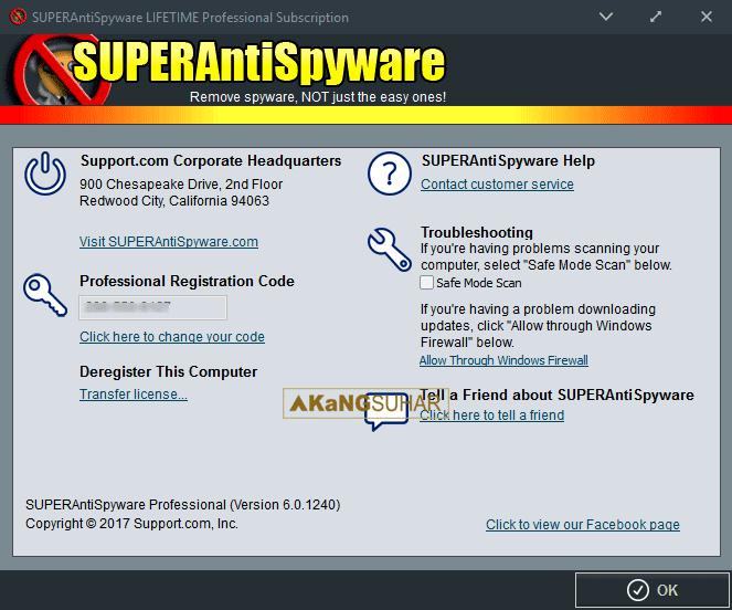 superantispyware full version