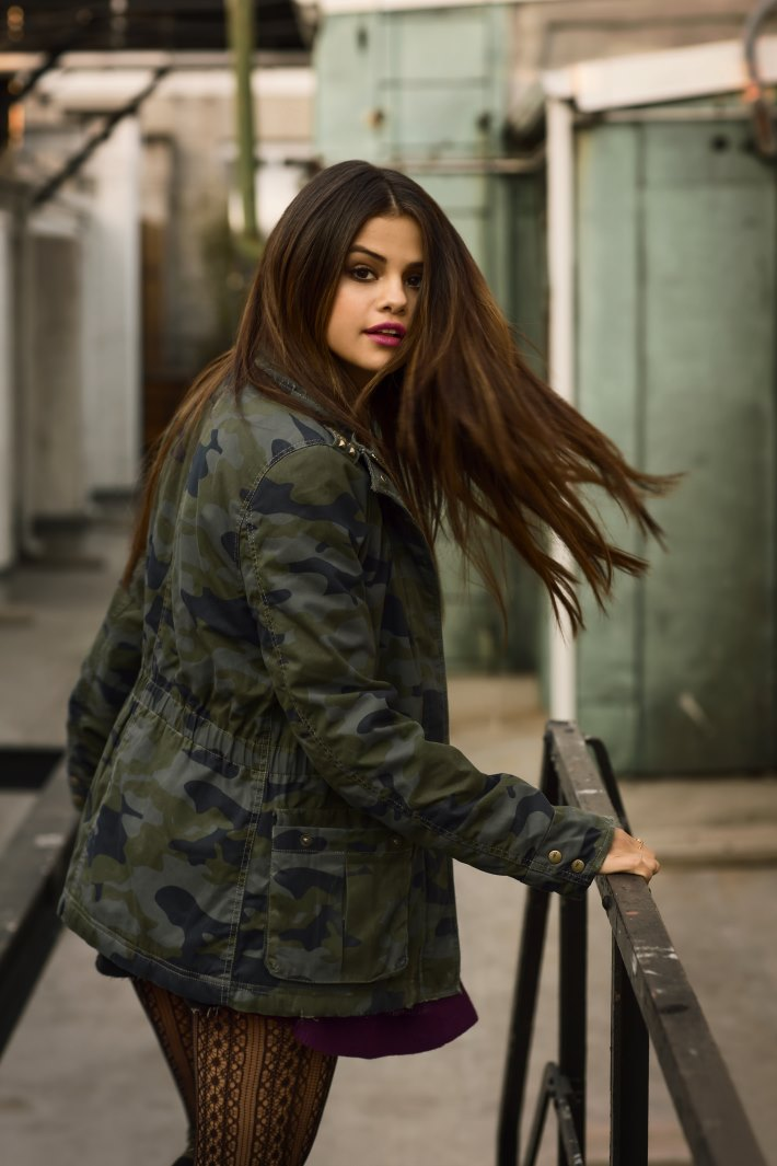 Photo 2: Selena Gomez Adidas NEO Winter 2014