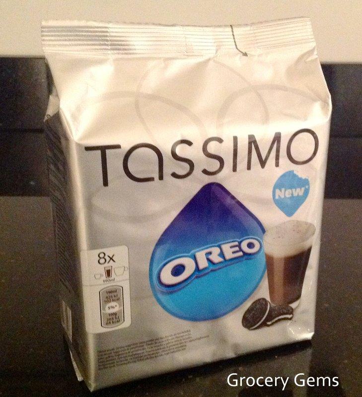Grocery Gems New Tassimo Oreo Hot Drink