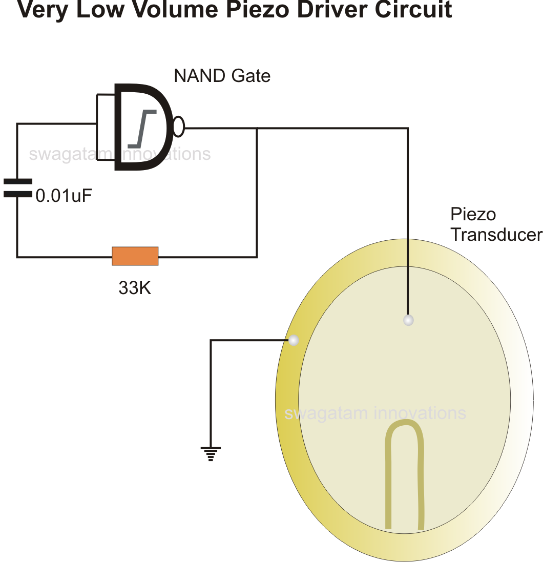 source : http://www.homemade-circuits.com/2012/04/simplest-piezo-driver- circuit-explained.html