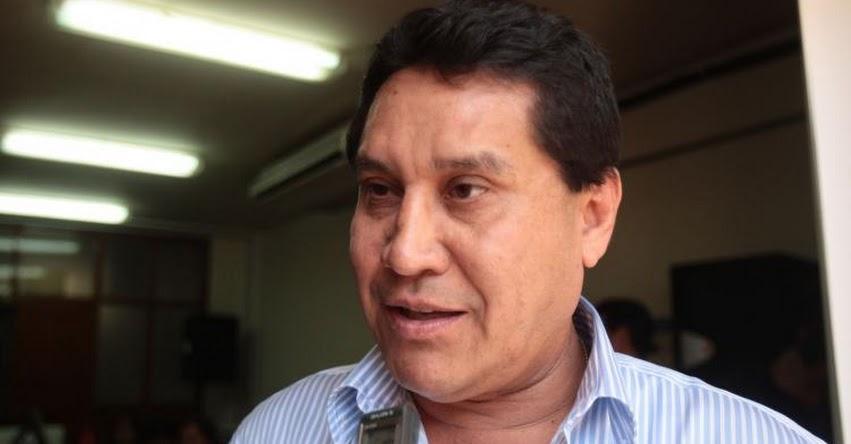 Sentencian a 16 años de prisión a exalcalde de San Juan de Lurigancho, Carlos Burgos, por enriquecimiento ilícito y lavado de activos