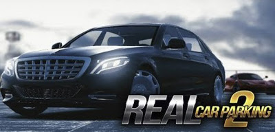 Real Car Parking 2 Driving School 2018 Mod Apk + Data v3.0.3 Unlimited Money Terbaru