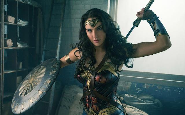 Lebih Mengenal Gal Gadot Wonder Woman