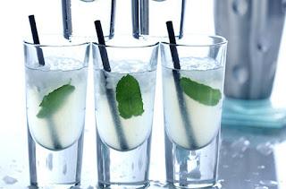 Μοναδικό cocktail με μαστίχα!