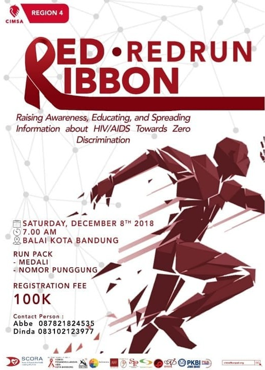 REDRUN Ribbon • 2018
