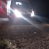 Grave acidente é registrado na PR 158 em Rio Bonito do Iguaçu