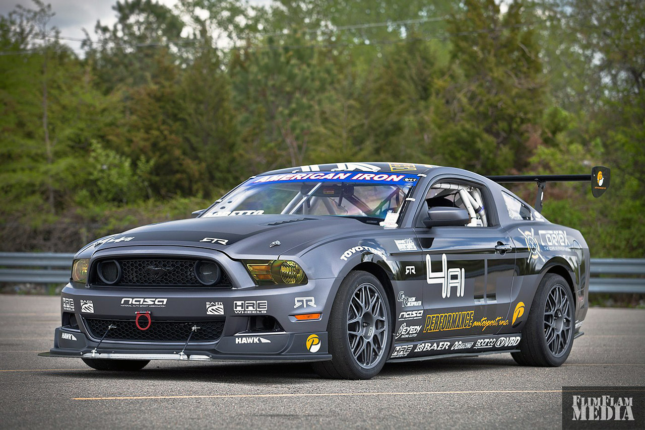 ford mustang racing car - photo #26