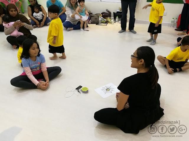 Kids Yoga by Kinderdance